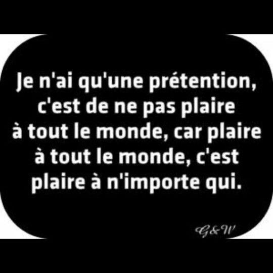 Prétention