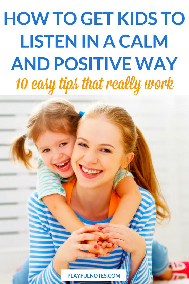 How to get kids to listen with yelling or nagging: 10 easy tips to help you get your kids to listen to you the first time and avoid tantrums and power struggles! | Positive parenting tips | Gentle parenting advice | How to get toddlers to listen #PositiveParenting #ParentingTips #Raising Kids