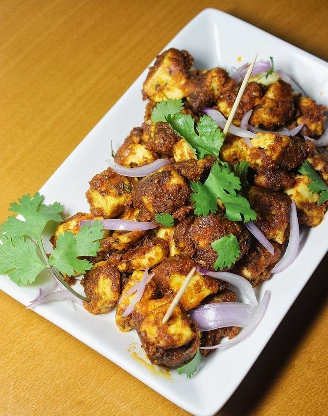 How to make dry chilli paneer recipe powder in india and spicy forumfinder Gallery