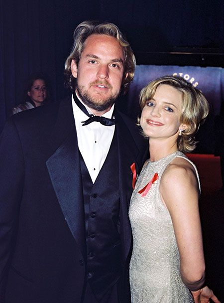 American Actress Courtney Thorne Smith Married to Roger ...