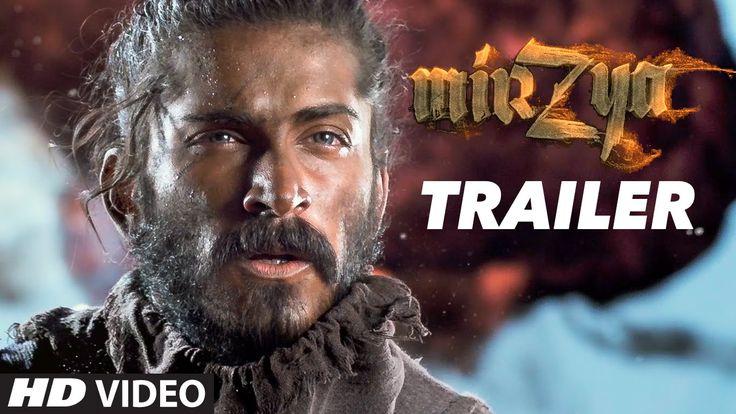 Mirzya Official Trailer | Harshvardhan Kapoor | Saiyami Kher | Gulzar | ...