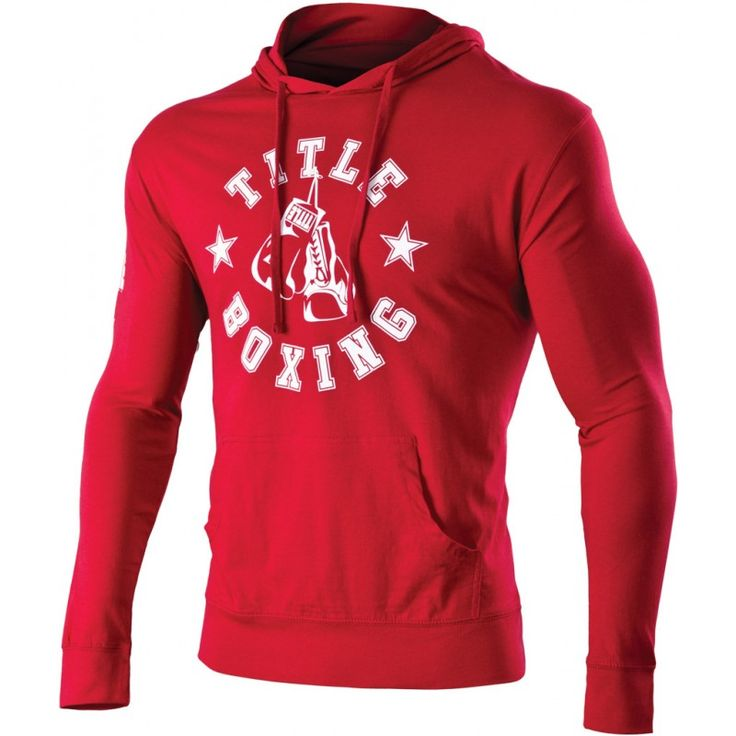 TITLE BOXING ALL STAR HOODY