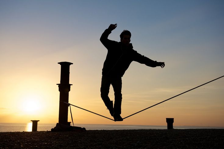 Clumsy? Read about how you can improve your balance and limit your falls