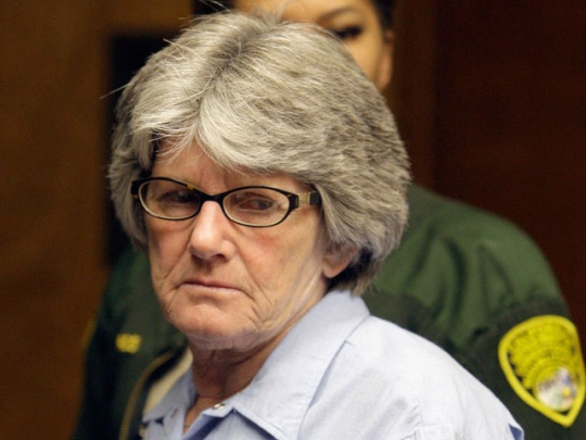 Patricia Krenwinkel admitted during her trial that she chased down and stabbed heiress Abigail Folger at the Tate home on Aug. 9, 1969 and participated in the stabbing deaths of Leno and Rosemary LaBianca the following night. A grey-haired Krenwinkel, now 63, was denied parole on Jan. 20, 2010. She wept and apologized when the board announced its decision. She was part of the Manson Family.