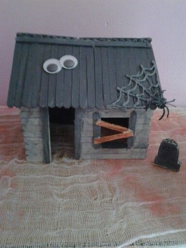Halloween Haunted House Decorations