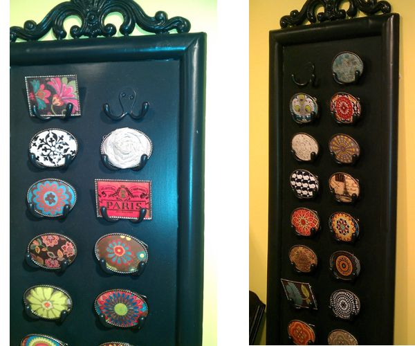 looks like a GREAT way to store/display my belt buckles and still make them accessible