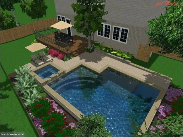Amazing Ideas For Small Yards Pool That Will Amaze You Viraldecoration Small Backyard Pools Pools For Small Yards Backyard Pool Designs