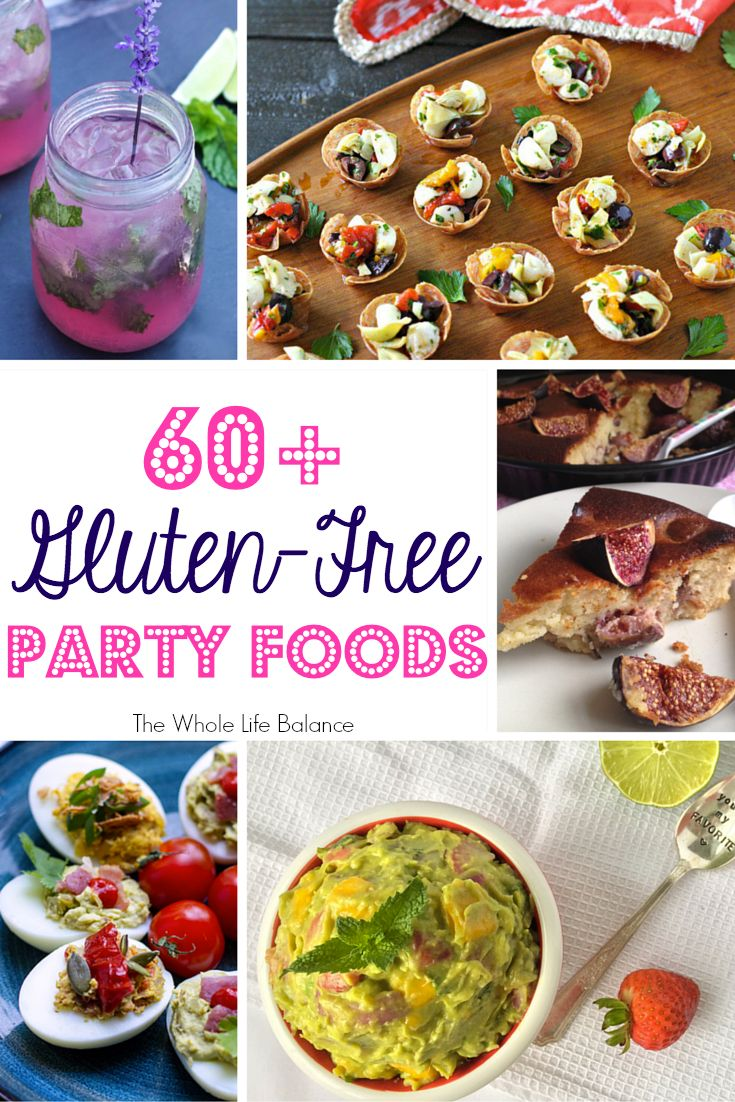 healthy finger foods for teen party