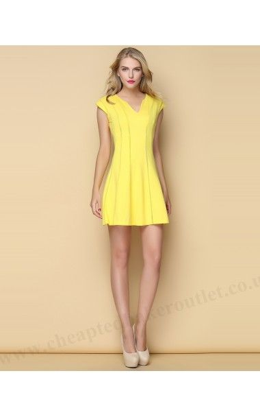 Yellow Ted Baker Dresses