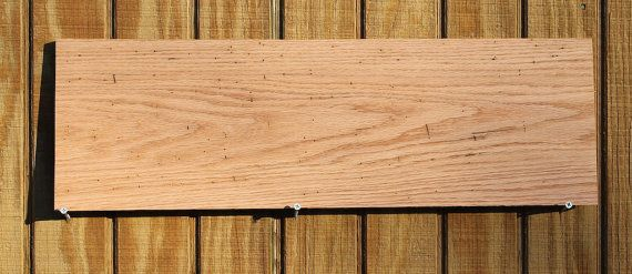 Wormy Unique Red Oak Lumber S2S 28L x 8W x 3/4T C76 by woodhut