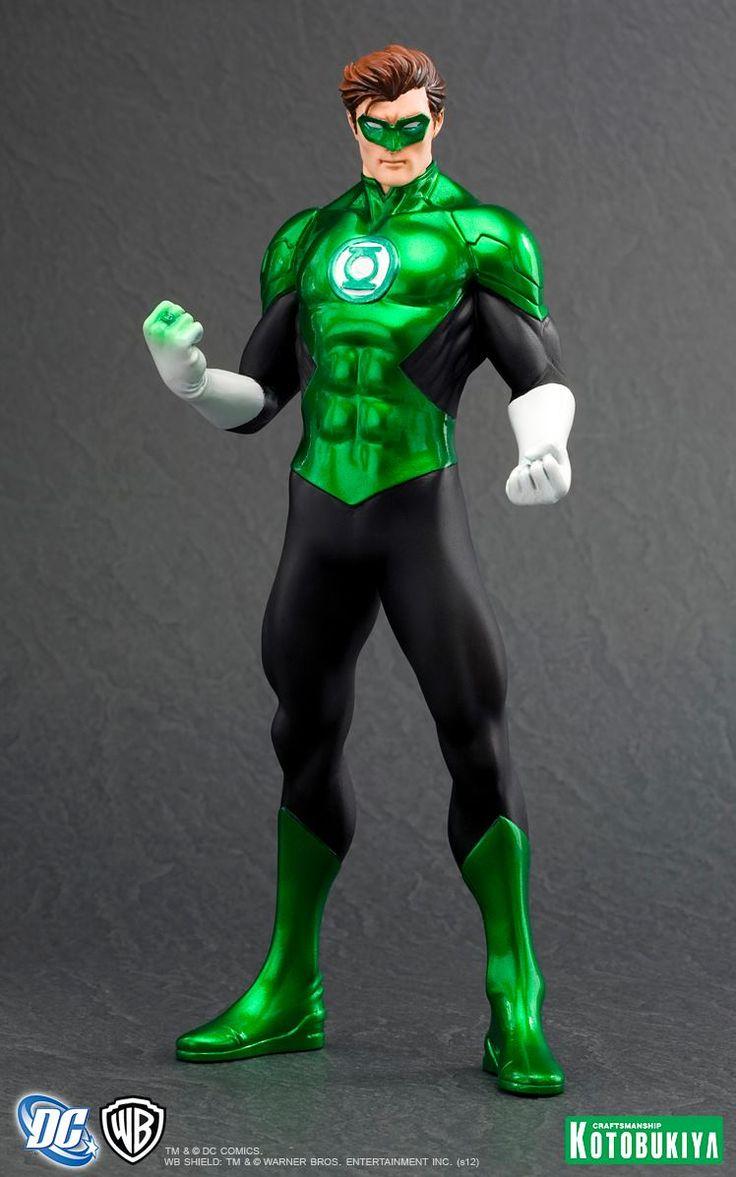 Green Lantern DC Comics New 52 ArtFX+ Statue from Kotobukiya