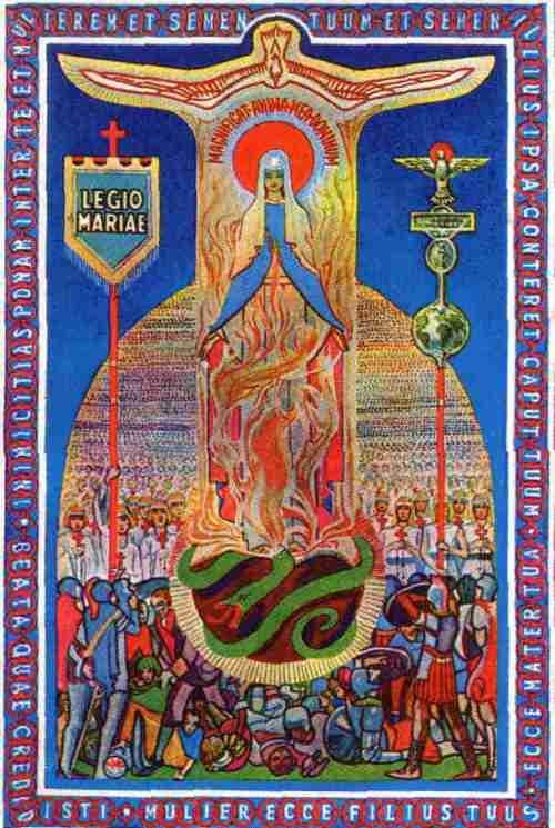 Legión de María ORACIONES AL EMPEZAR La Señal de la Cruz †Por la Señal de la Santa Cruz, †de nuestros enemigos, †líbranos, Señor, Dios nuestro. †En el Nombre del Padre, y del Hijo, y del Espíri…