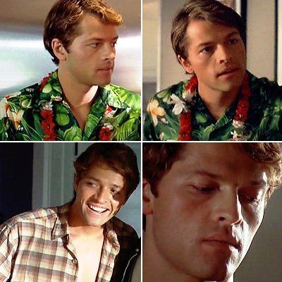 Misha Collins as Paul in the movie Karla