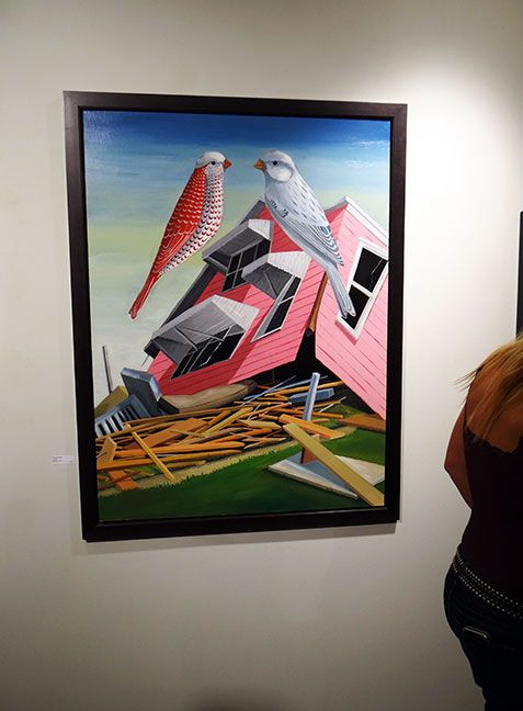 artist art by Philip Rosenthal