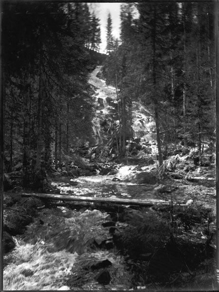 Korkeakoski, Maaninka.; Granit, Karl