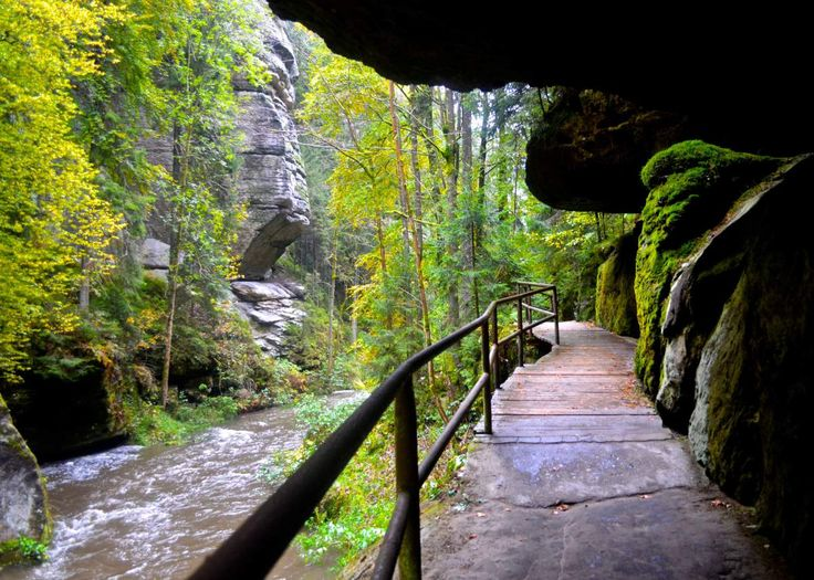 A breathtaking hike in the Bohemian Switzerland to amaze you