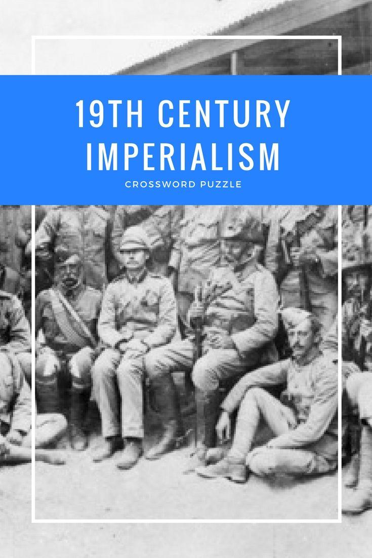 imperialism vs anti-imperialism essay