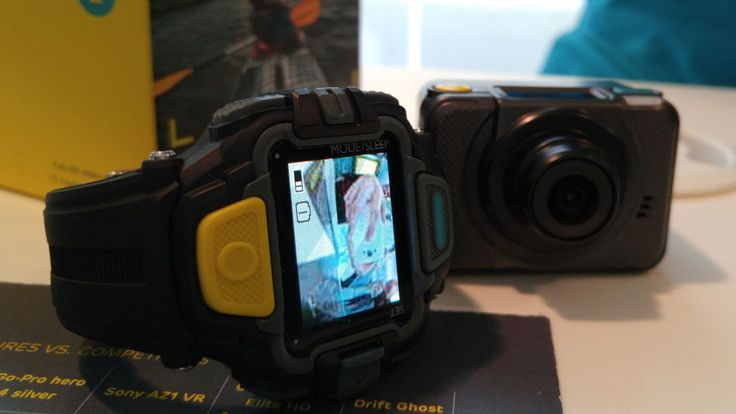 Hands on : EE 4GEE Action Camera review | EE has entered the action camera market to take on the likes of Sony and GoPro and try to beat them at their own game. Reviews | TechRadar