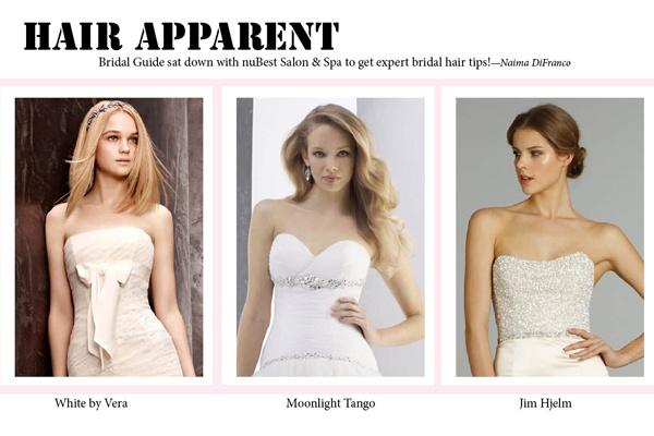 7 Expert Bridal Hair Tips