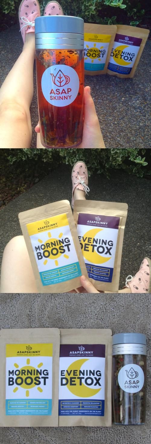 #1 BEST DETOX TEA EVER! Get Fit & Healthy with our 28-Day Detox Tea! Laxative-Free, Vegan-Friendly and All-Natural. Our Teatox helps by Increasing Energy, Reducing Stomach Bloat, Suppressing Appetite and Improving Skin Complexion. Low on stock - get it TODAY! www.asapskinny.com