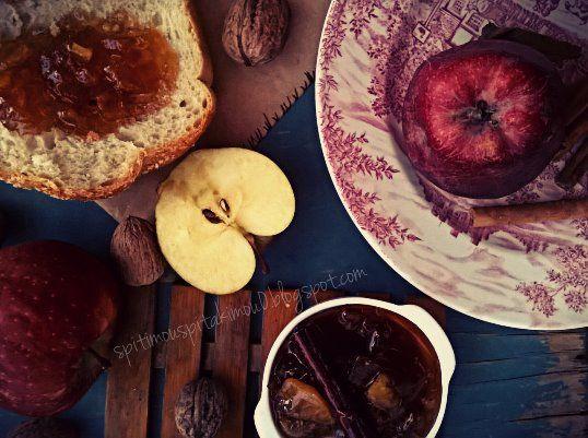 σπίτι μου, σπιτάκι μου: Σπιτική μαρμελάδα μήλο