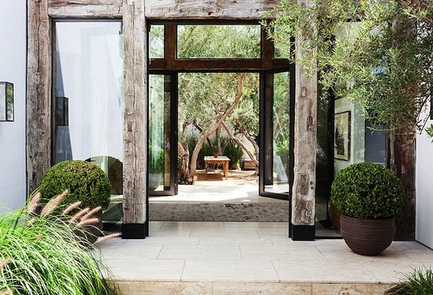 A Look Inside Jenni Kayne's Modern Farmhouse