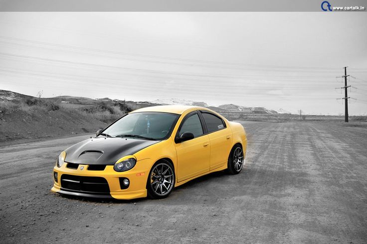 Dodge SRT4 Neon - Stanced and Evil