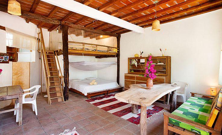 LA SECRETA CAPRICHOSA CASA PETIT HOTEL Mazunte, Oaxaca, México.
