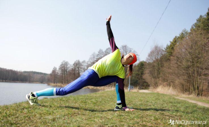 Wydaje się, że temat rozciągania jest już bardzo oklepany, ale w rzeczywistości wielu biegaczy bagatelizuje ten element treningu.