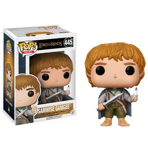 Lord Of The Rings Samwise Gamgee Pop! Vinyl Figure