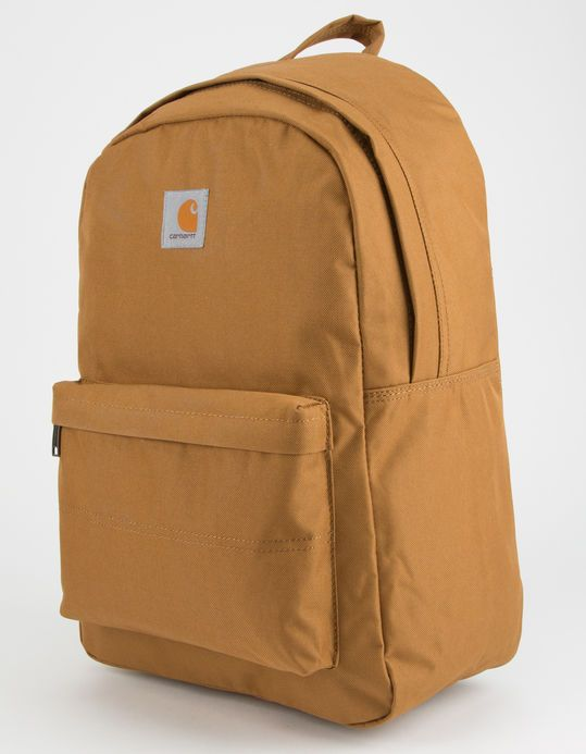 CARHARTT Trade Carhartt Brown Backpack - BROWN - 10030102-BRW ...