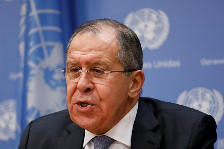Russia's Lavrov, U.S.' Tillerson discuss north Syria situation  Russian Foreign Minister Sergei Lavrov and U.S. Secretary of State Rex Tillerson discussed the Syrian conflict in a telephone call, in particular ways to bring stability to the country's north, the Russian foreign ministry said on Sunday.
