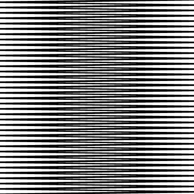 What do you notice…Lines moving up or down??