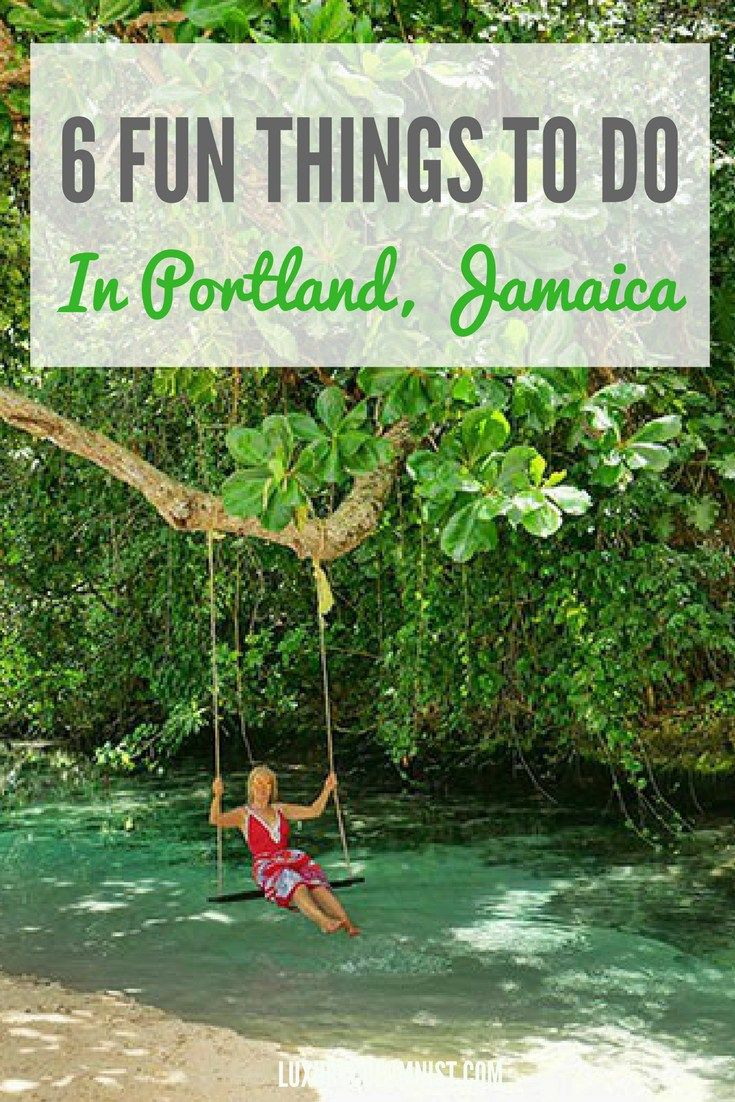Considered by many to be the prettiest of the 14 parishes, Portland, Jamaica is the greenest. What makes this area stand out is the beautiful beaches.