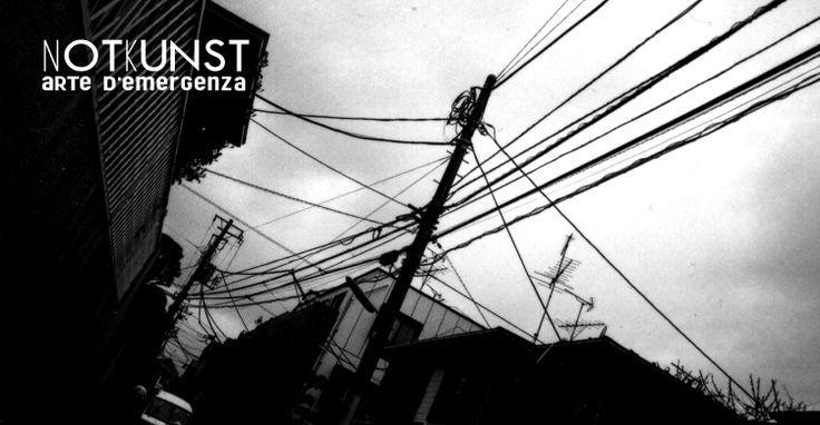 Tokyo Wiring card©Notkunst italian bags brand www.notkunst.it/