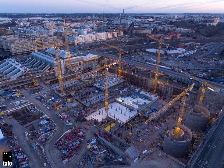 Mall of Tripla, Helsinki Finland. 12/2016
