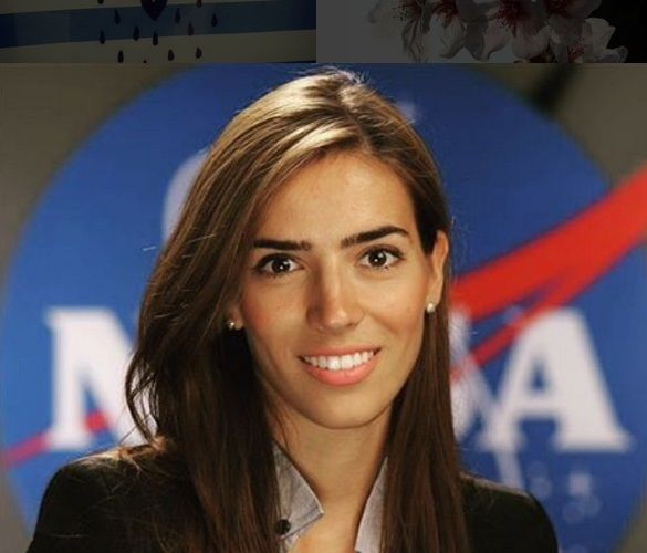 Το χρυσό κορίτσι της NASA από τη Θεσσαλονίκη διαπρέπει παγκοσμίως!