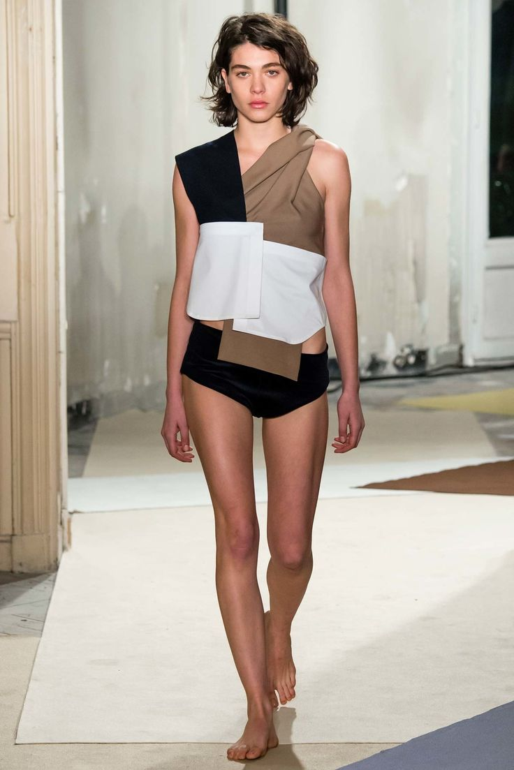 Jacquemus Fall 2015 Ready-to-Wear Fashion Show