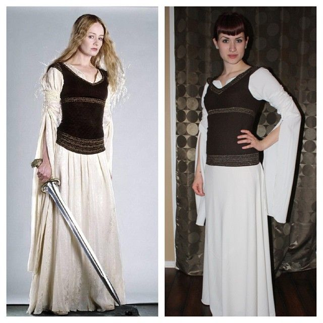 Pin for Later: Break the Internet With These Clever Costumes Éowyn