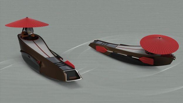 """CALM KAYAK"" | A BOAT SPECIFICALLY BUILT FOR CALM REFLECTION OF THOUGHT | Lexus i-Magazine 앱 다운로드 ▶ http://www.lexus.co.kr/magazine #Design #Lexus #Brand #Campaign"