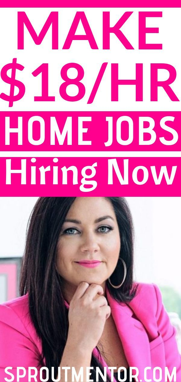 Work from home jobs HIRING NOW. This page is updat…