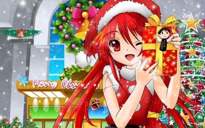 Anime Noel
