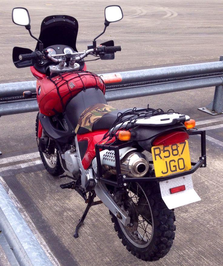 Moto Bmw F650 St Idea Di Immagine Del Motociclo