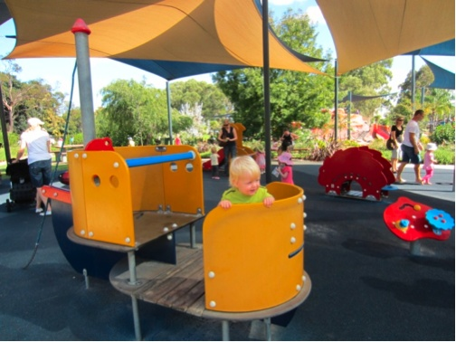 playgrounds in Perth