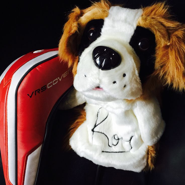 New driver head cover by Nike #golf #Rory