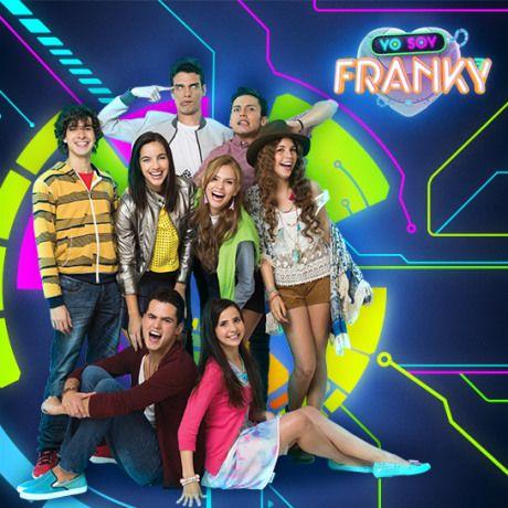 Yo soy franky yo soy franky pinterest - Coloriage franky le robot ...