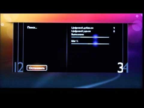 Как обновить цифровые каналы в PHILIPS SMART TV