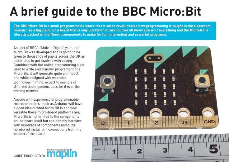 Best bbc micro bit images on pinterest consumer