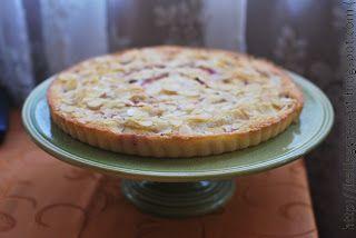 Mandy kertje és konyhája: Rachel tésztamentes nektarinos-mandulás tortája