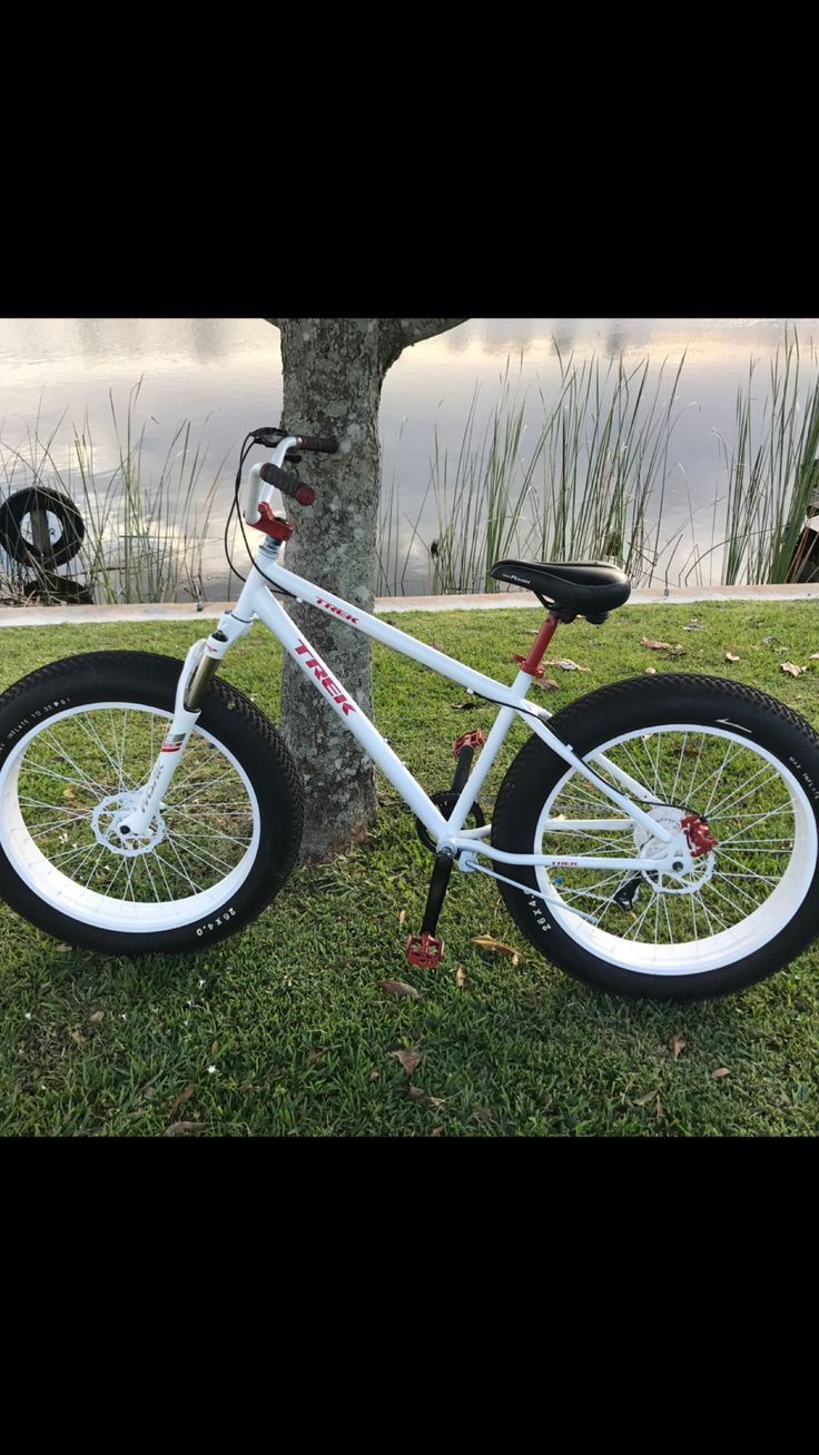 Really nice trek mountain/beach bike for sale or trade for gas scooter
